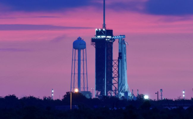 Live Spacex Nasa Launch Updates