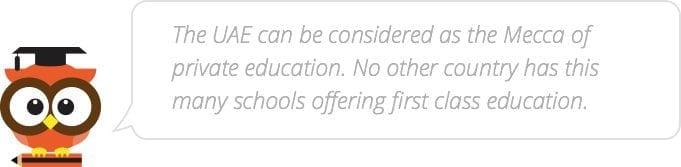 Dubai Abu Dhabi Education Tip