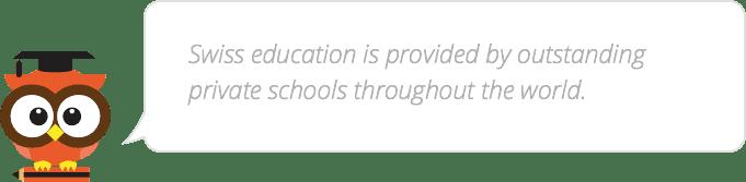 Swiss International Education Tip