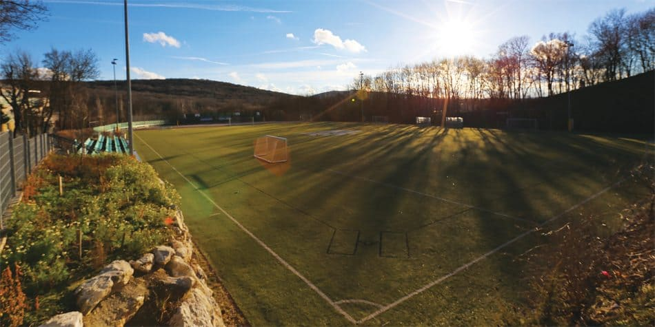 AIS Vienna Sports Field