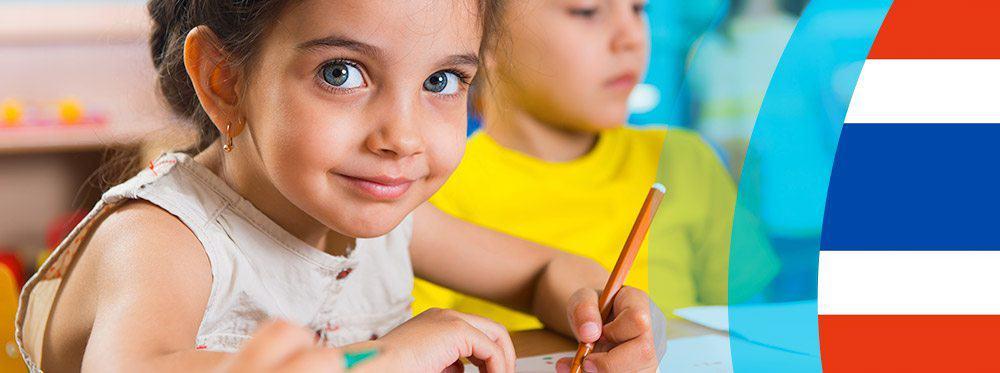 Kindergarten-Thailand