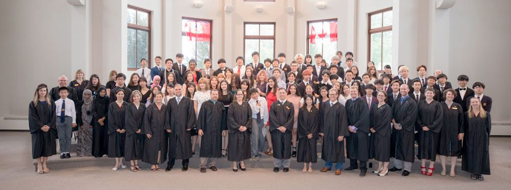 Fulford-Academy-Graduation-world-schools-best-schools-canada-ap-advanced-placement
