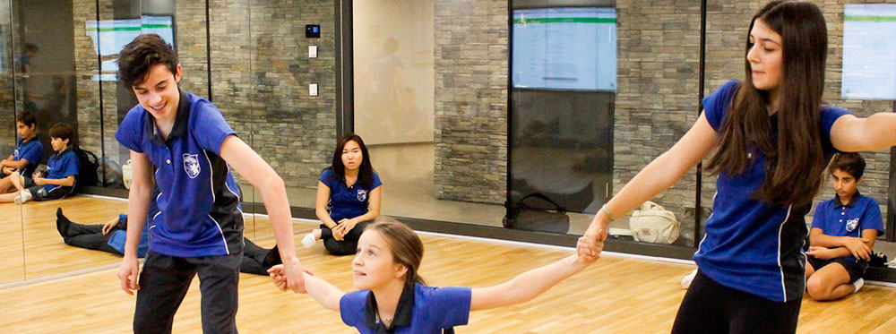 Julliard Dance Specialist at Beau Soleil