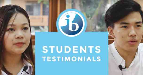 IB Career-related Programme Student Testimonials