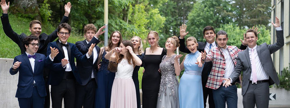 Institut Montana: Swiss Matura Graduation 2019