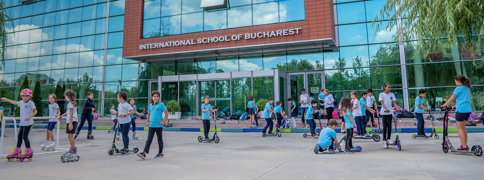 International School of Bucharest Grants Full and Partial Scholarships for the School Year 2020/2021