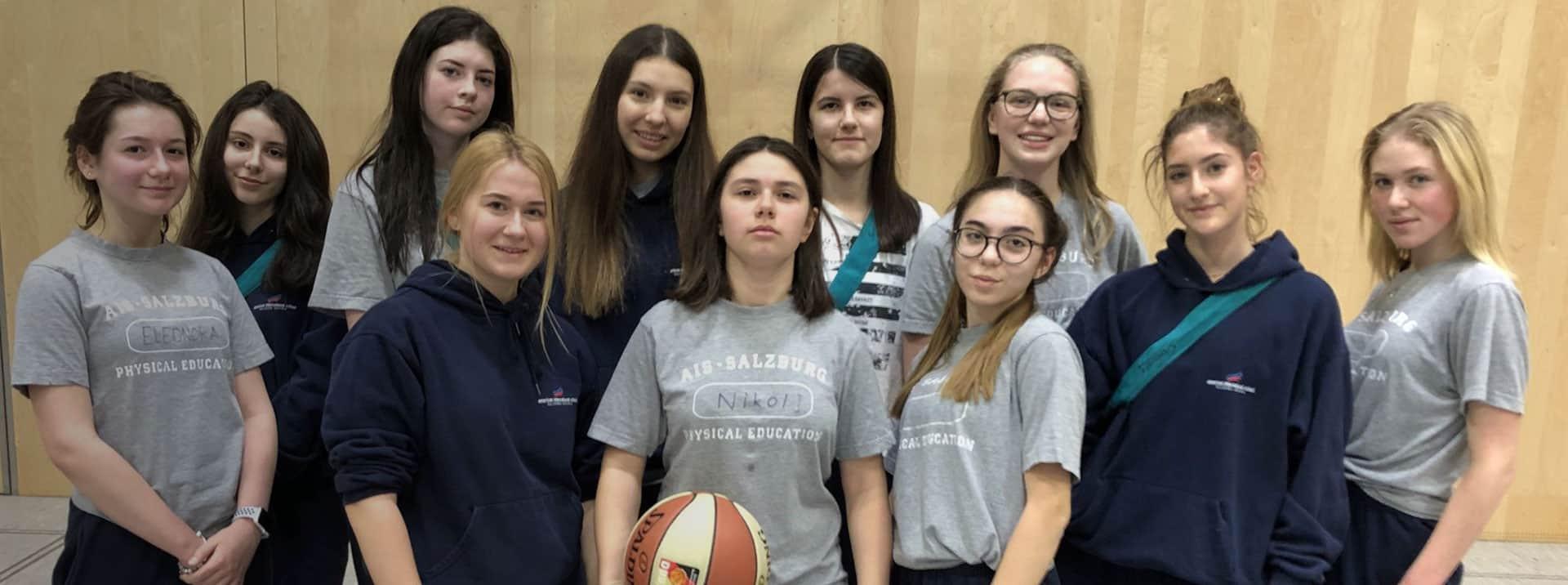 AIS-Salzburg Girls Basketball Update