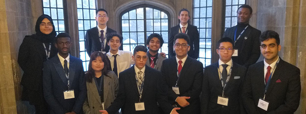 MPS at the University of Toronto Model United Nations
