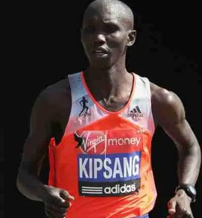 Wilson Kipsang smashes marathon world record
