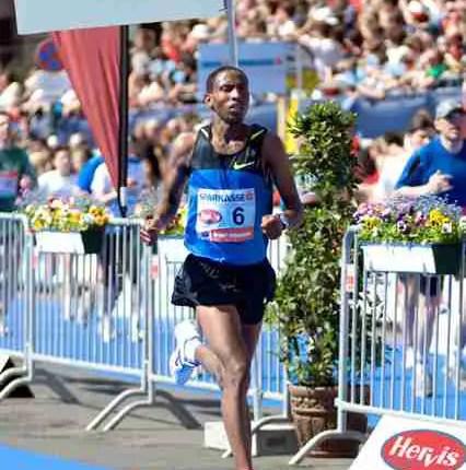 Ethiopia's Getu Feleke to challenge Henry Sugut at Vienna City Marathon
