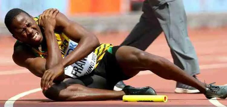 Javon Francis Runs 43.52: World Champs Men's 4×4 Splits