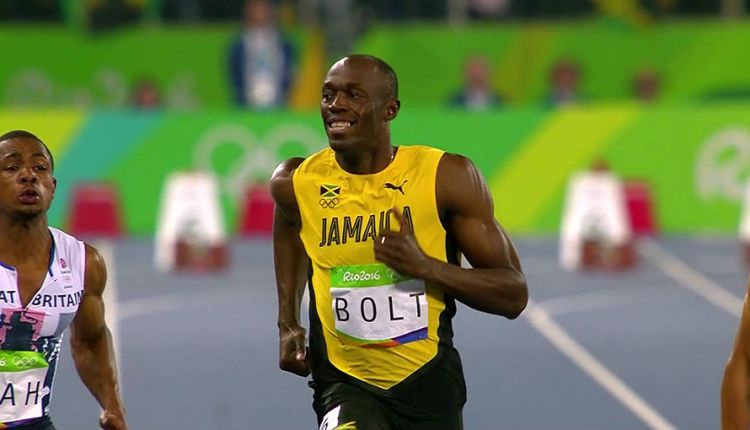 Bolt Easily Defends Olympic 100m Title At Rio 2016