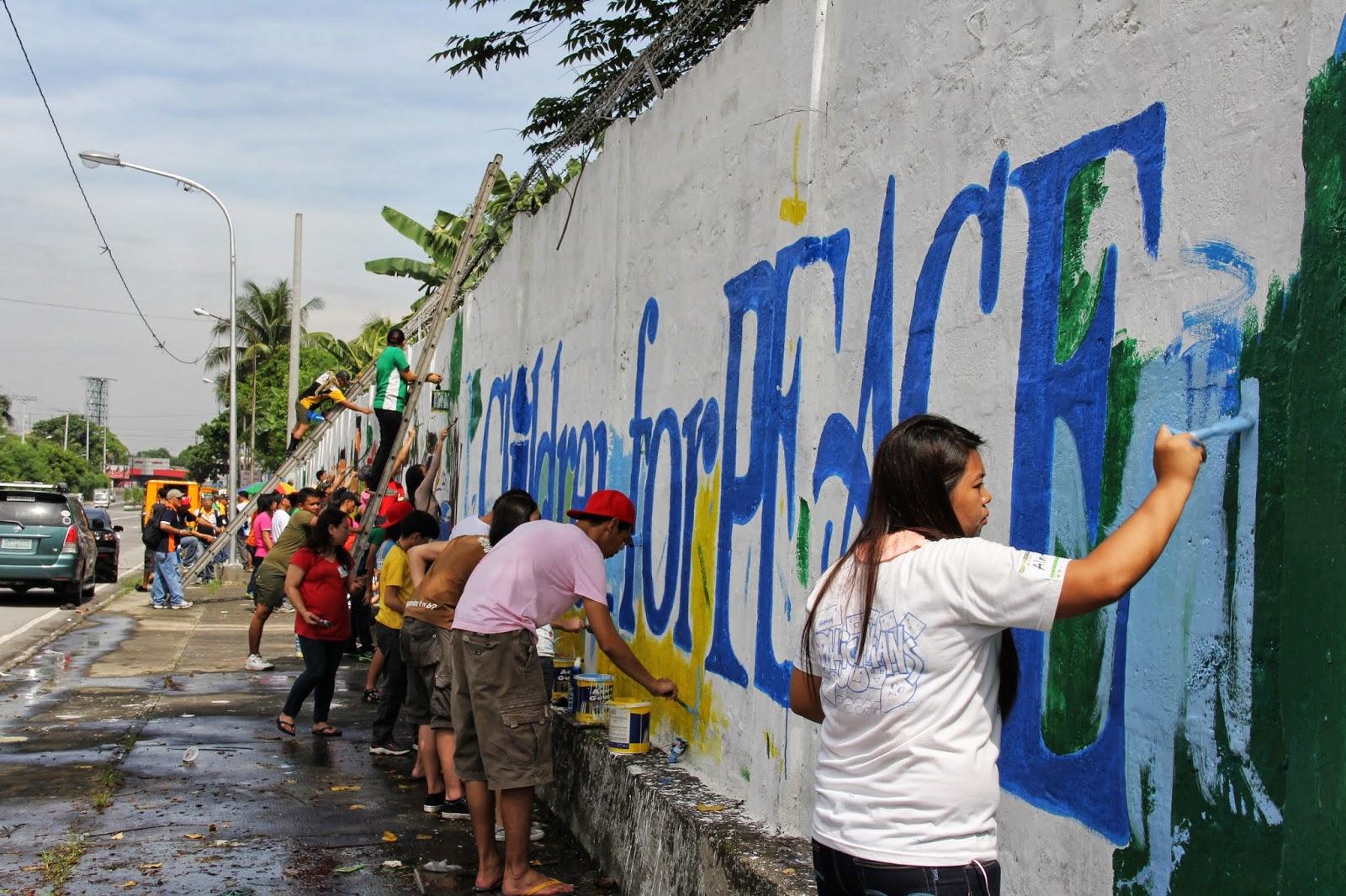 Artivist Alarm  Ag Saño  Muralist  Philippines