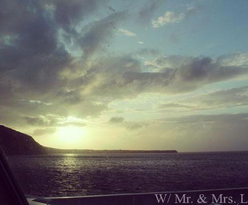 ギリシャ6日目後半~サントリーニ島~