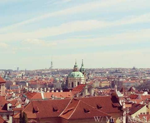 チェコ4日目前半~プラハ~