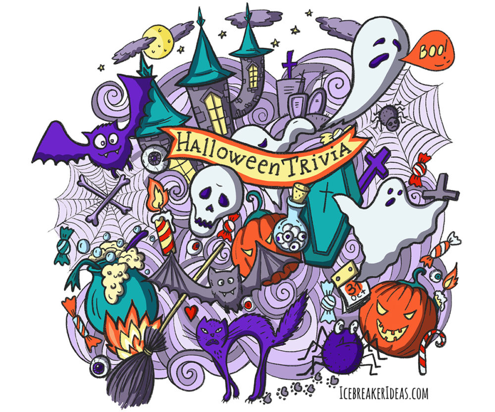 While we receive compensation when you click links to pa. Halloween Trivia Questions & Answers + FUN Facts (2021) - World Celebrat : Daily Celebrations ...