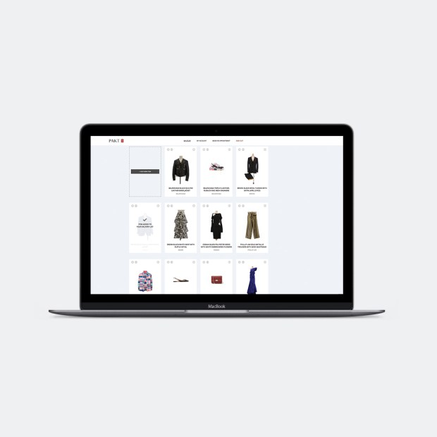 PAKT store and digitise your wardrobe, allowing you to enjoy deliveries on demand and the ability to manage your wardrobe with a tap on your phone.