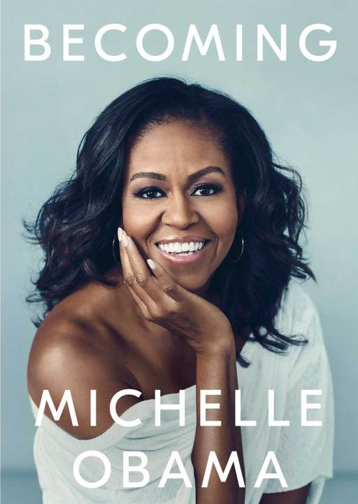Michelle Obama, photo cited from Crown Publishing.
