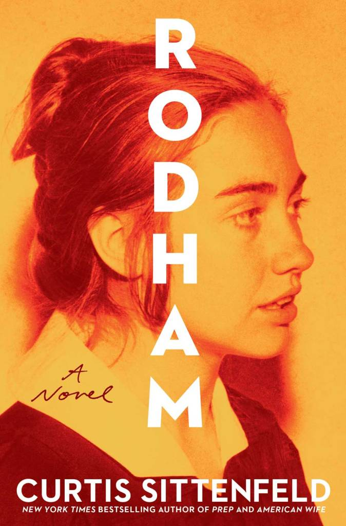 Curtis Sittenfeld's new book Rodham.