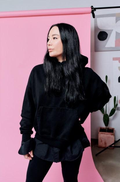 Lindsay Jang, photographed by Jocelyn Tam