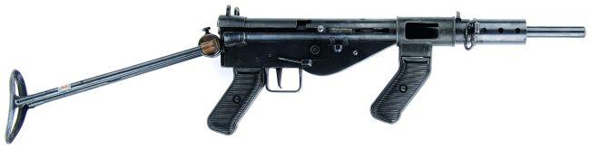 AUSTEN submachine gun (Australia)
