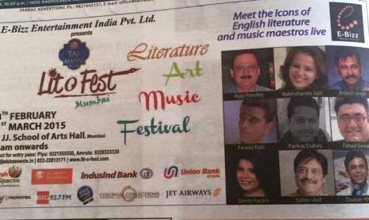 Mumbai Lit Fest