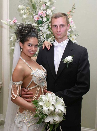 Most Revealing Wedding Dresses Ever (photo)