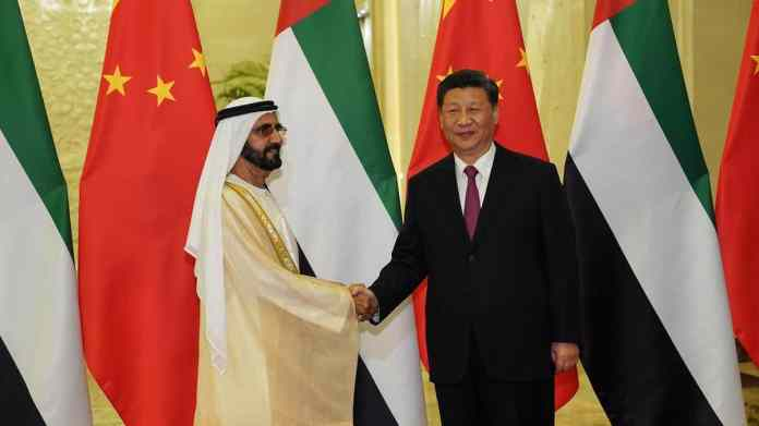 $3.4bn UAE-China deal deepens trade and diplomatic ties, say analysts