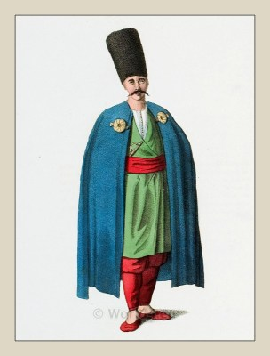 Ottoman Empire Bosnia costume.