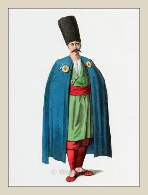 Ottoman Empire Bosnia costume.