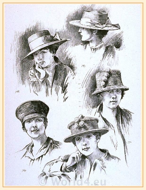 art-deco, hat, fashion, paris