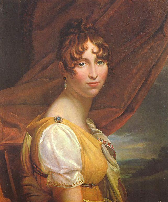 Hortense, Beauharnais, Louis XVI, Court dress, Rococo, fashion history, 18th century