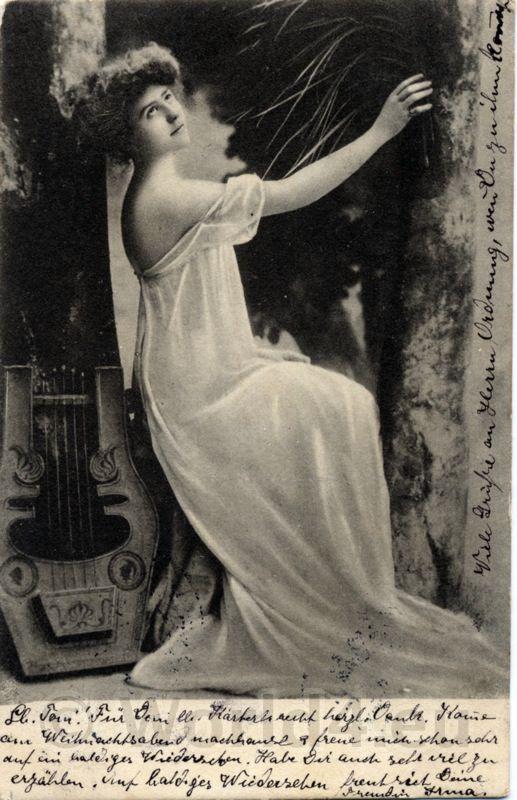 Art Nouveau Costume Reform Dress 1900 Costume History