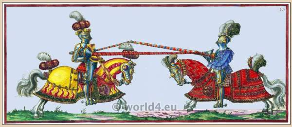 Jousting,Knight, middle ages, cavalry, Tournament, 16th century, military, Chivalry,