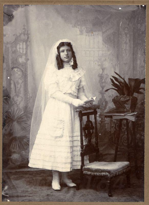 Buenes Aires, Art nouveau, costume