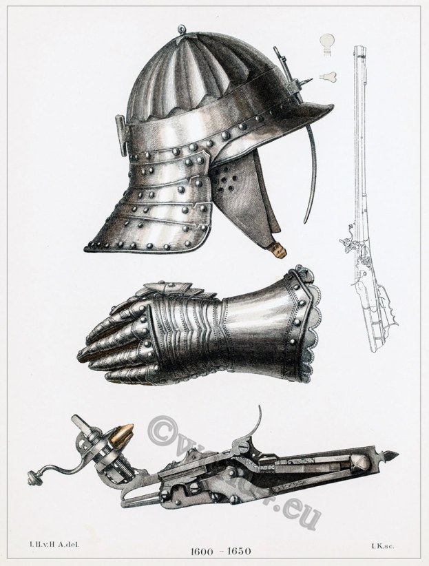 Musketeers, 17th century, weapons, Musket, Armor, Baroque,