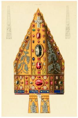 Limerick Mitre, Catholic, Bishop, Mitre, costume, middle ages