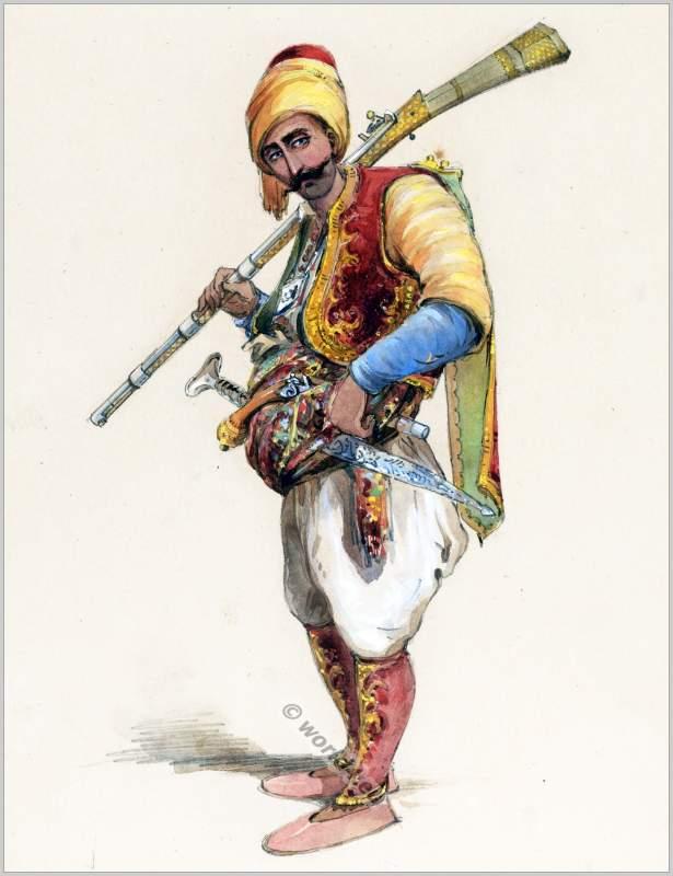 Ottoman empire costume