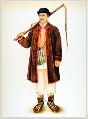 Tăran din Bihor, Transilvania.