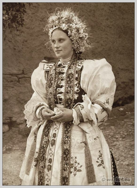 Slovakian National Costumes Archive