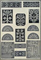 American Colonial furniture and Architectural decorations.