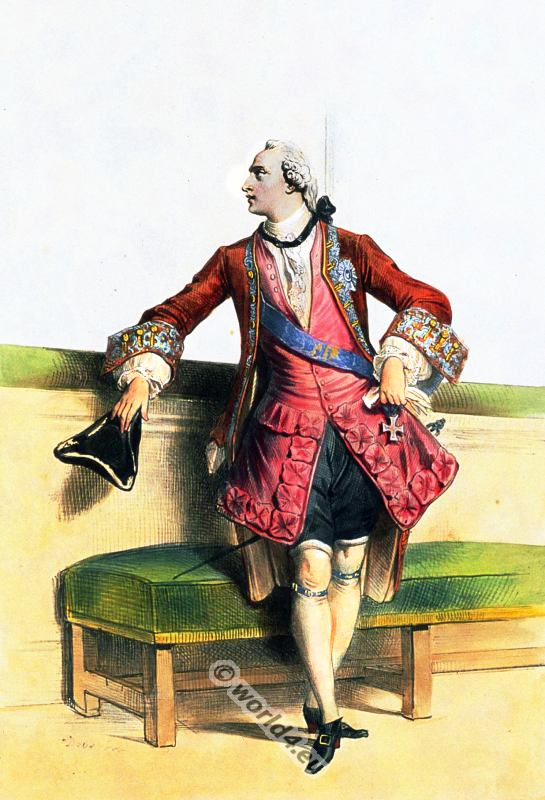 Th Century High Male Fashion