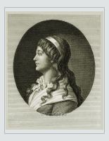 Jeanne-Marie Roland de La Platière. Madame Roland. French revolution merveilleuses hairstyle and fashion.