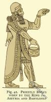 Ancient, Assyria, costumes, Babylonia, King, Priest, Robes,