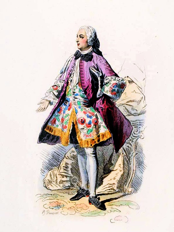 Fashion and costume in the 18th century