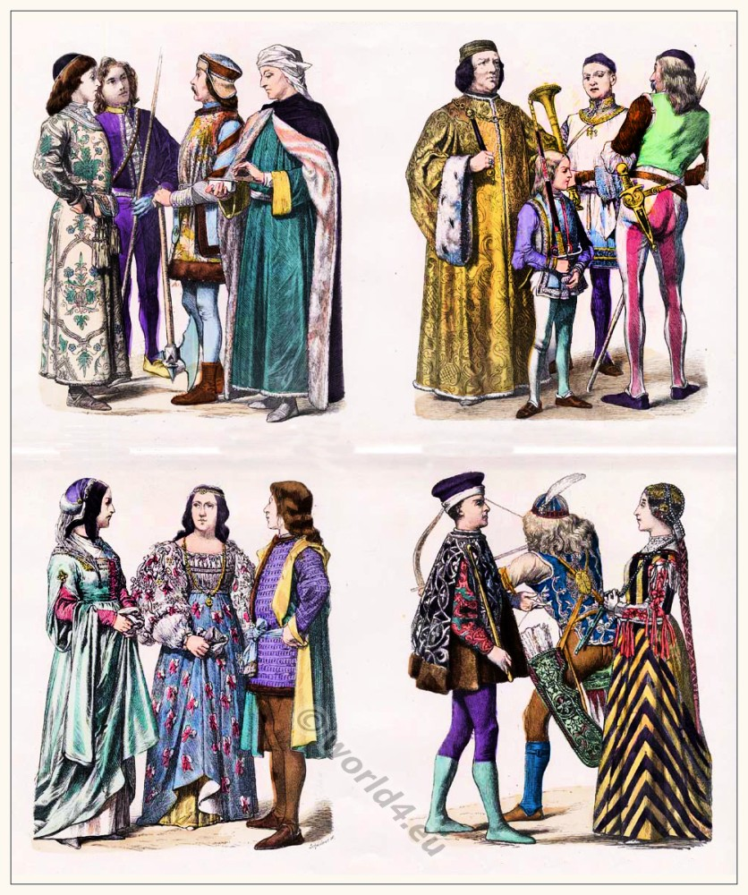an overview of the mens dress style in the renaissance era in italy Celtic dress of the 16th c  but an overview to get you started  the second wears plaid trews in the style worn on the continent.