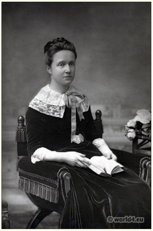 Millicent Fawcett, Suffragist, Woman rights. Feminist Voice
