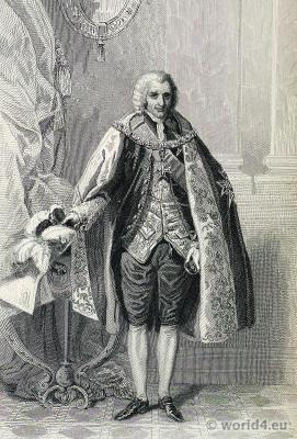 Louis François Armand de Vignerot du Plessis (1696–1788), 3rd Duke of Richelieu, marshal of France