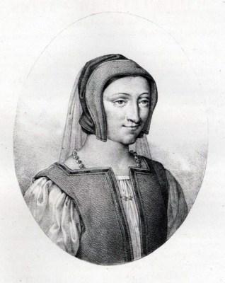 Margaret of Navarre. Marguerite de Angoulême, Bourbon kings. Renaissance fashion.