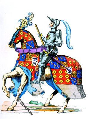 Pierre I. de Rohan, Maréchal de Gié, Marshal, France, 16th century, fashion history,